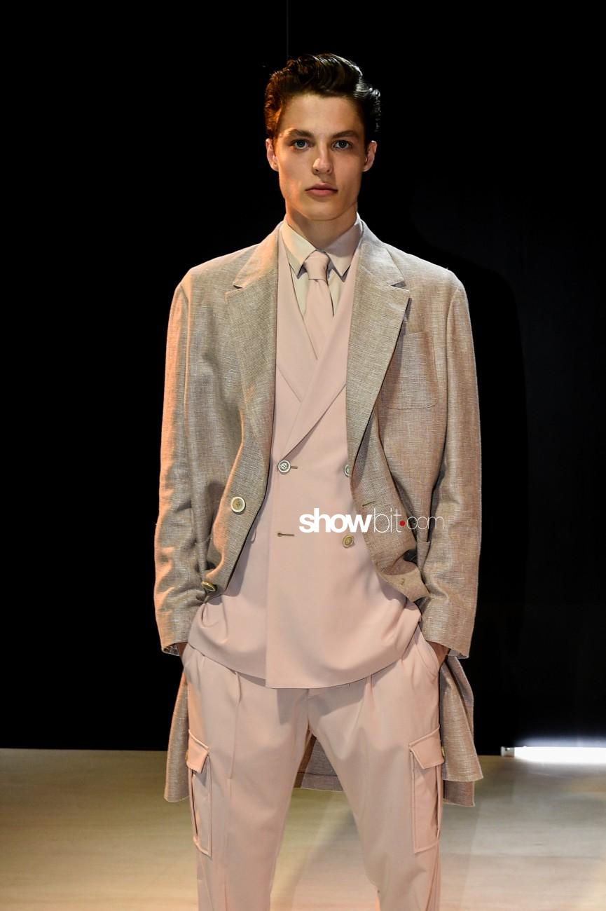 Cerruti Men Paris Fashion Week 2016 SS 17 menswear