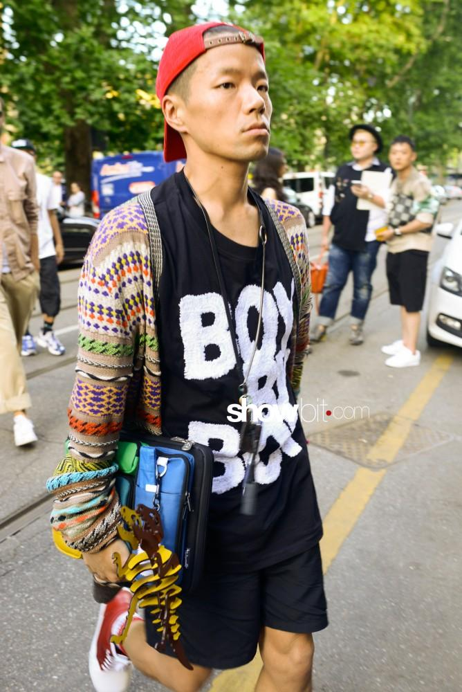 Dsquared2 People Street Fashion