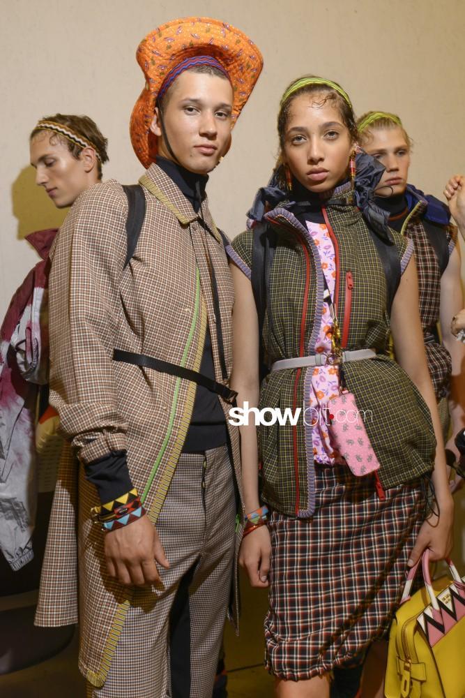 Prada Milan Men Fashion 2017