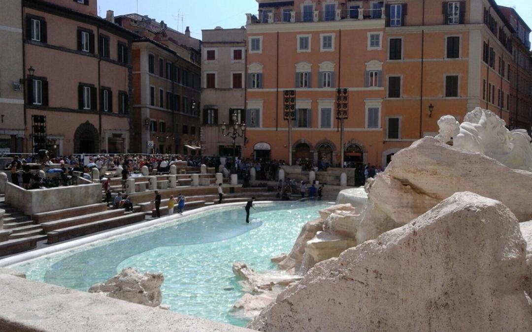 FENDI IN ROME PREVIEW