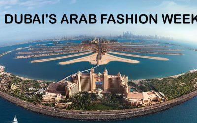 Dubai's Arab Fashion Week