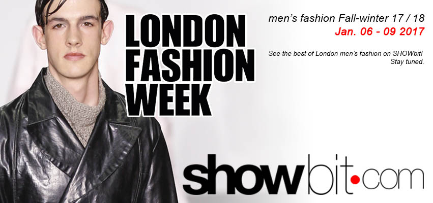 London Fashion Week Men's 2017