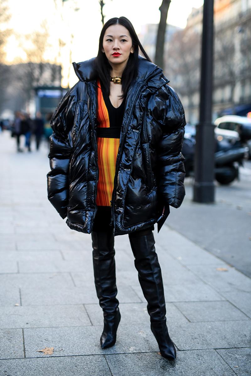 Paris Men's Fashion Week Street Style F 17