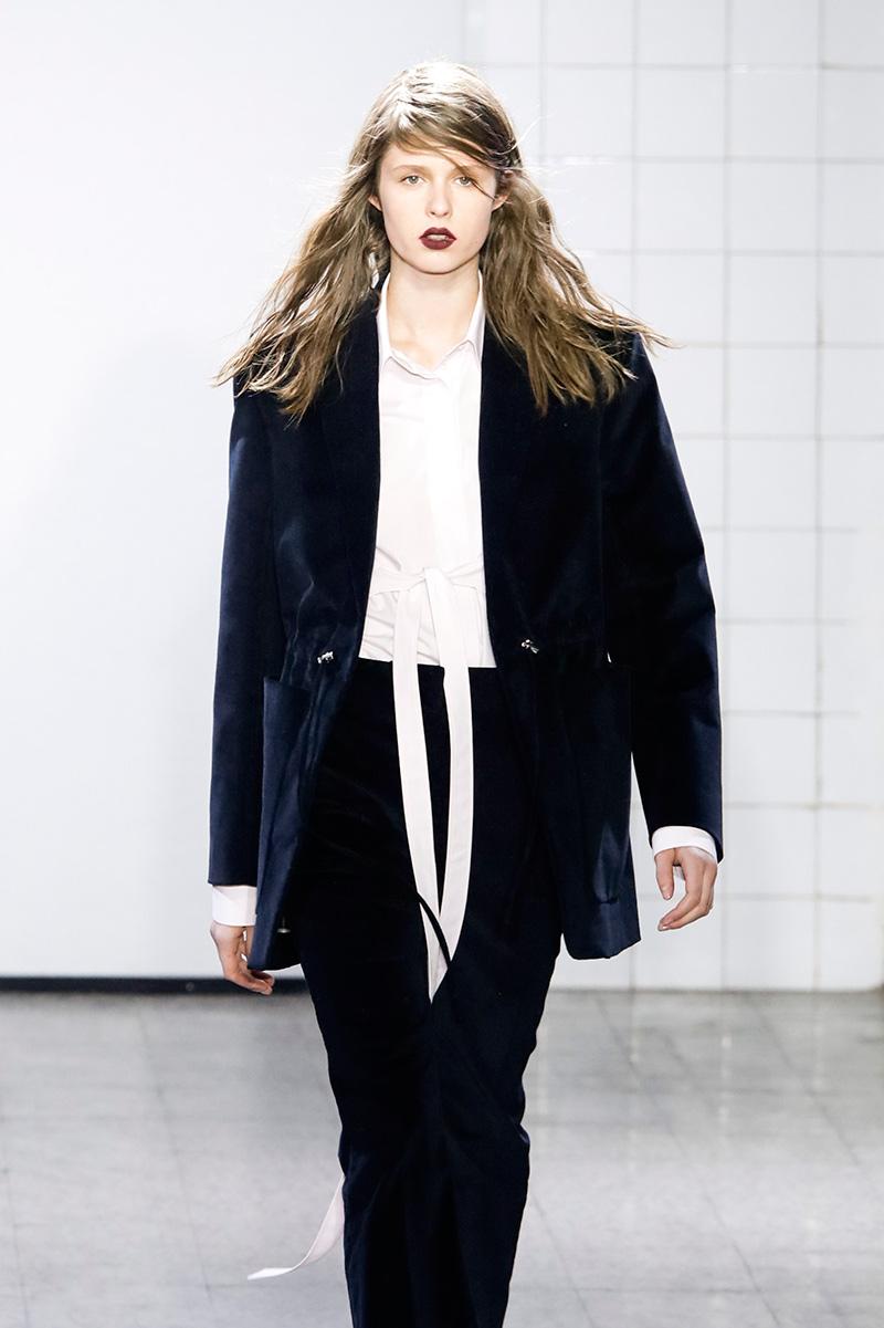 Cedric Charlier Milan Men's Fashion Week Fall 17