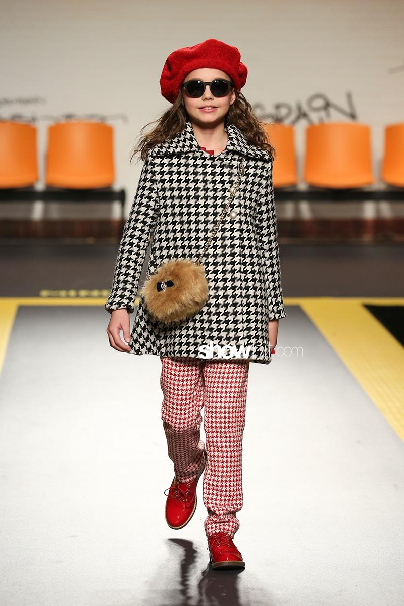 Children's Fashion From Spain Barcarola Fall 2017 Pitti Bimbo Florence