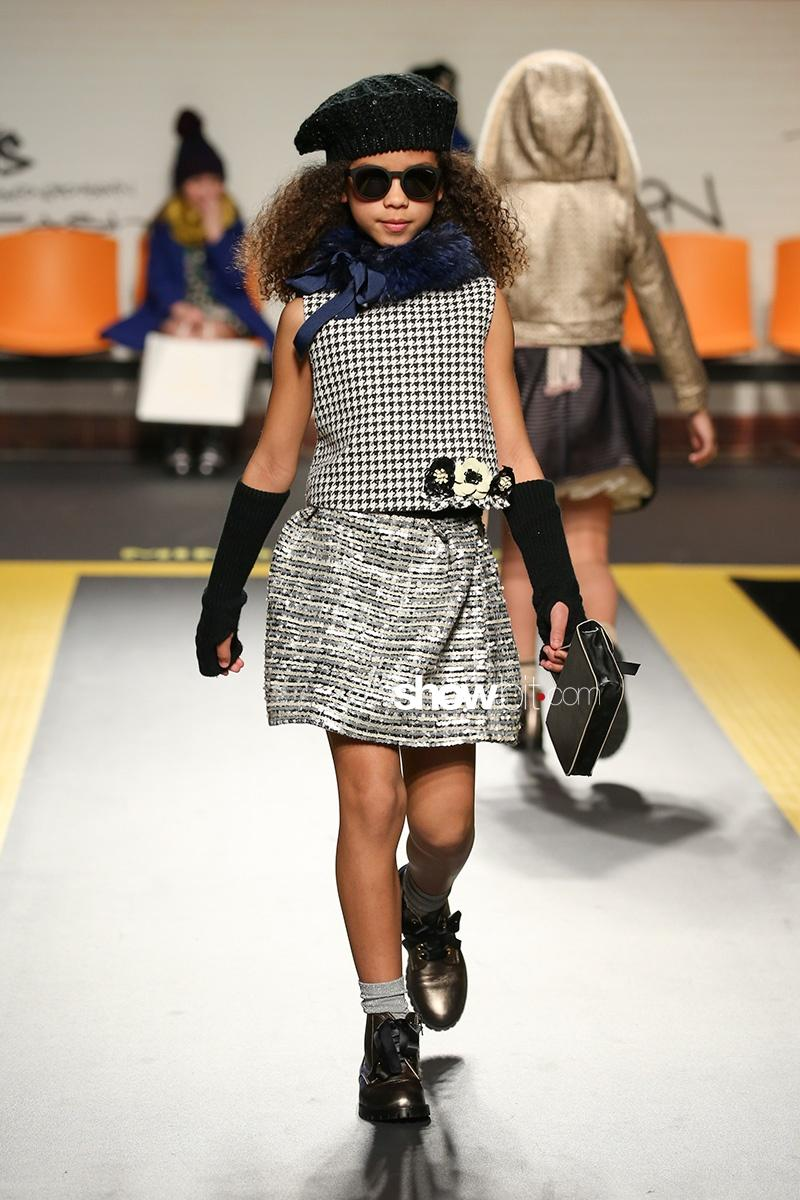 Children's Fashion From Spain Barcarola FW17 Pitti Bimbo