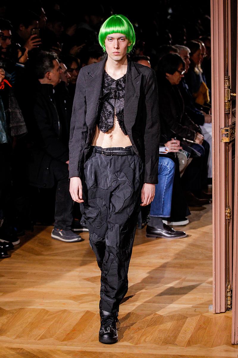 Comme des Garçons Fall 2017 Paris Men's Fashion Week 3