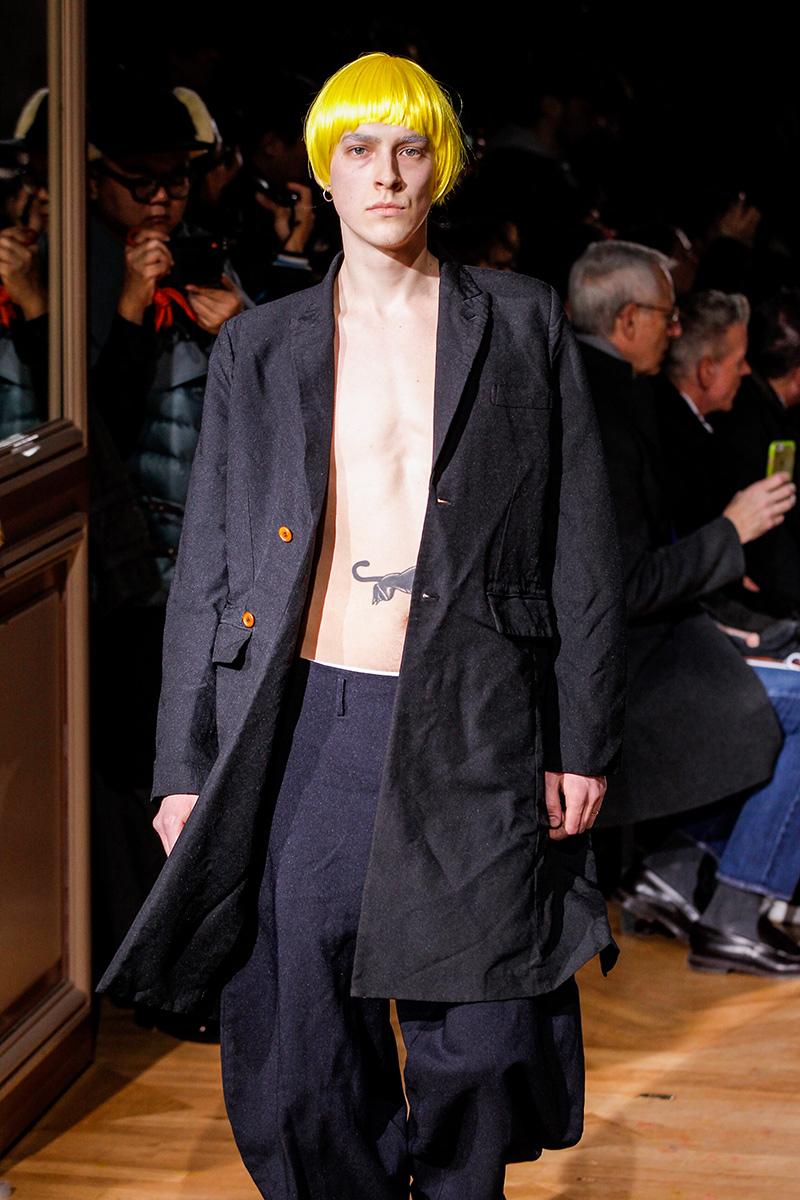 Comme des Garçons Fall 2017 Paris Men's Fashion Week 4