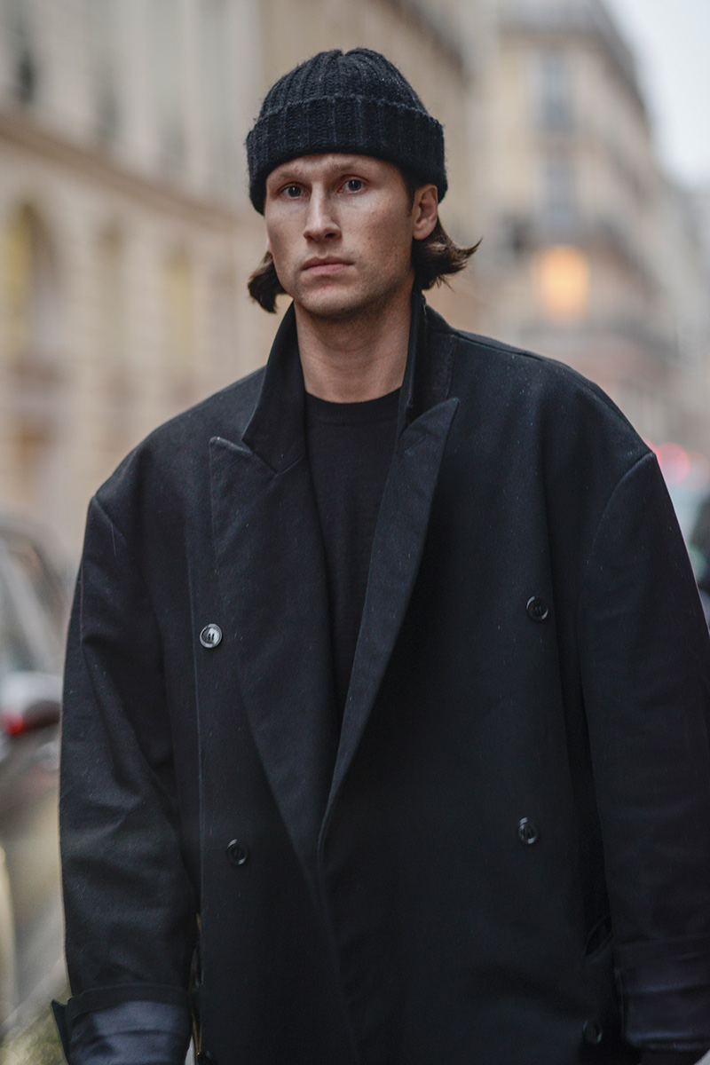 Paris Fashion Week Menswear