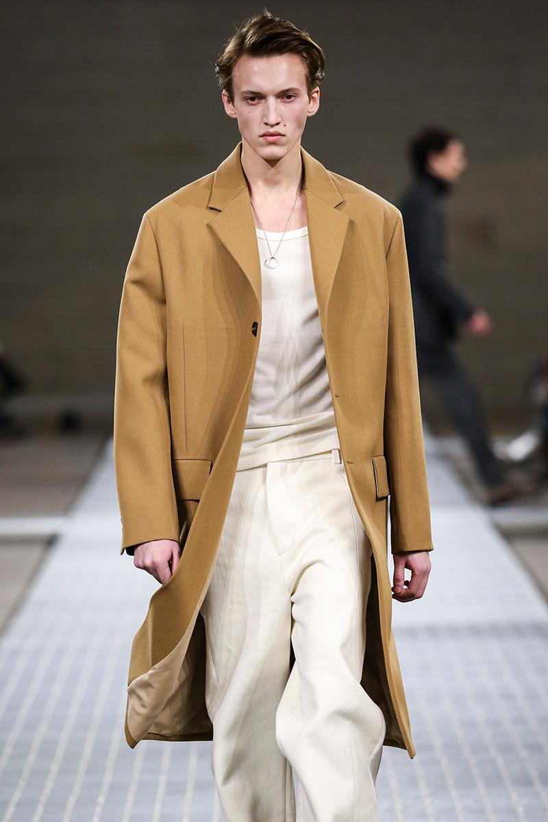 Dirk Bikkembergs Milan Men's Fashion Week Fall 2017