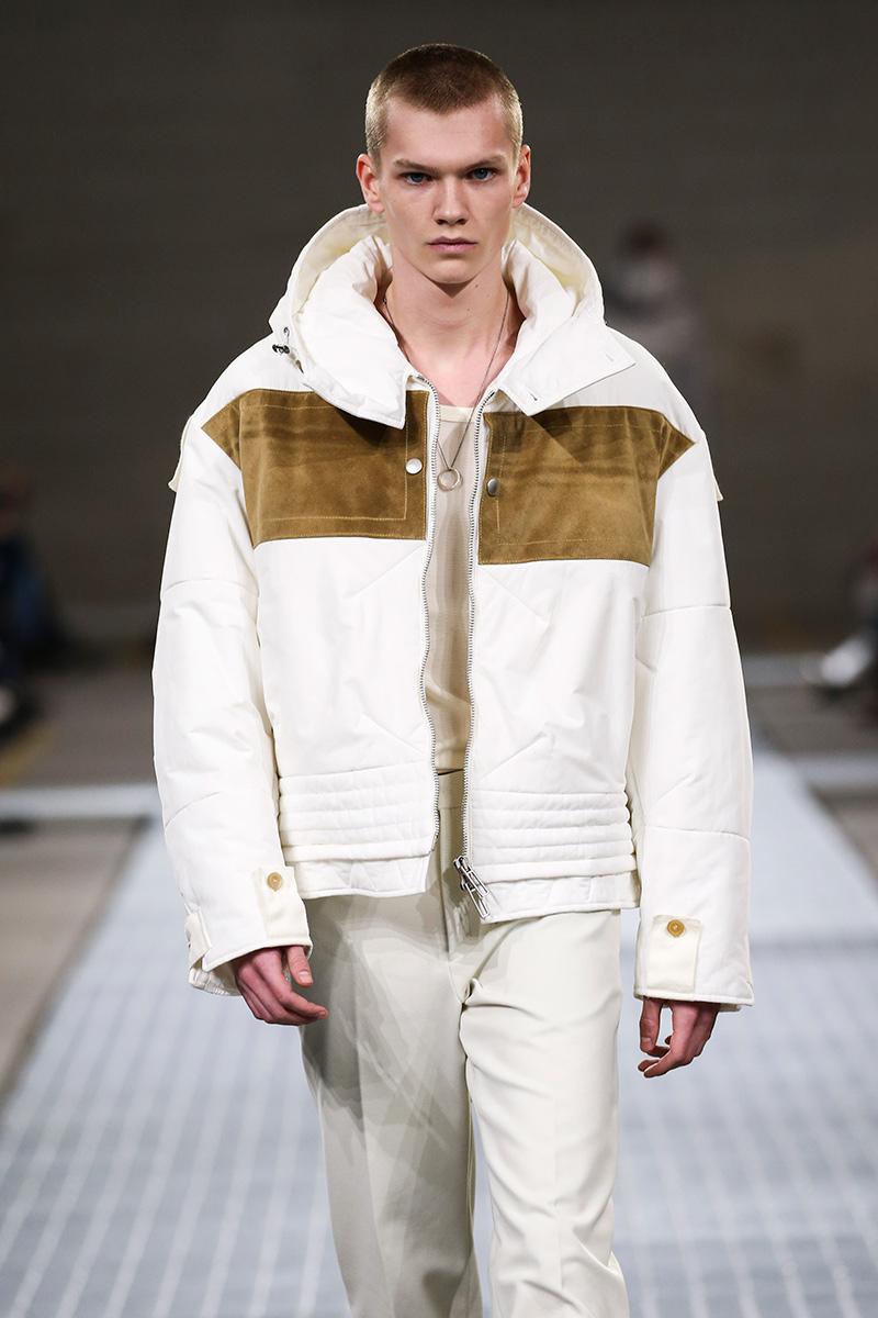 Dirk Bikkembergs Milan Men's Fashion Week Fall 2017 Runway
