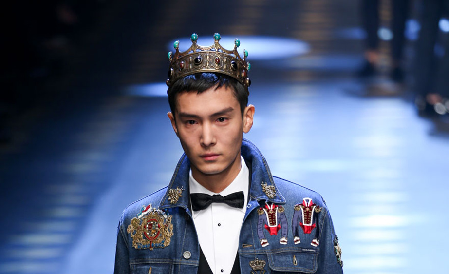 Dolce & Gabbana Fall 2017 Milan Men's Fashion Week
