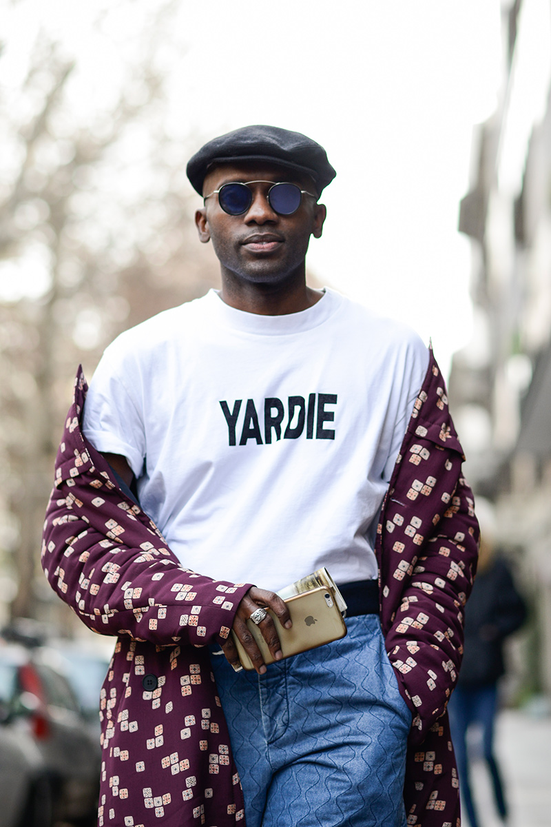 Street Style Milan Men's Fashion Week 7