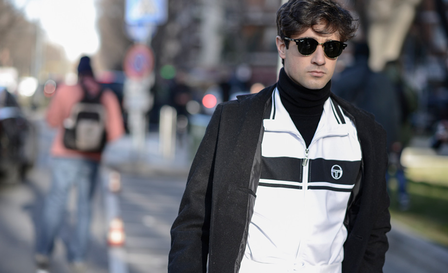 Best Milan Men's Fashion Week Street Style Fall 2017