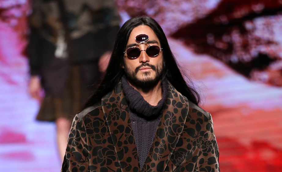 Etro Fall 2017 Milan Men's Fashion Week