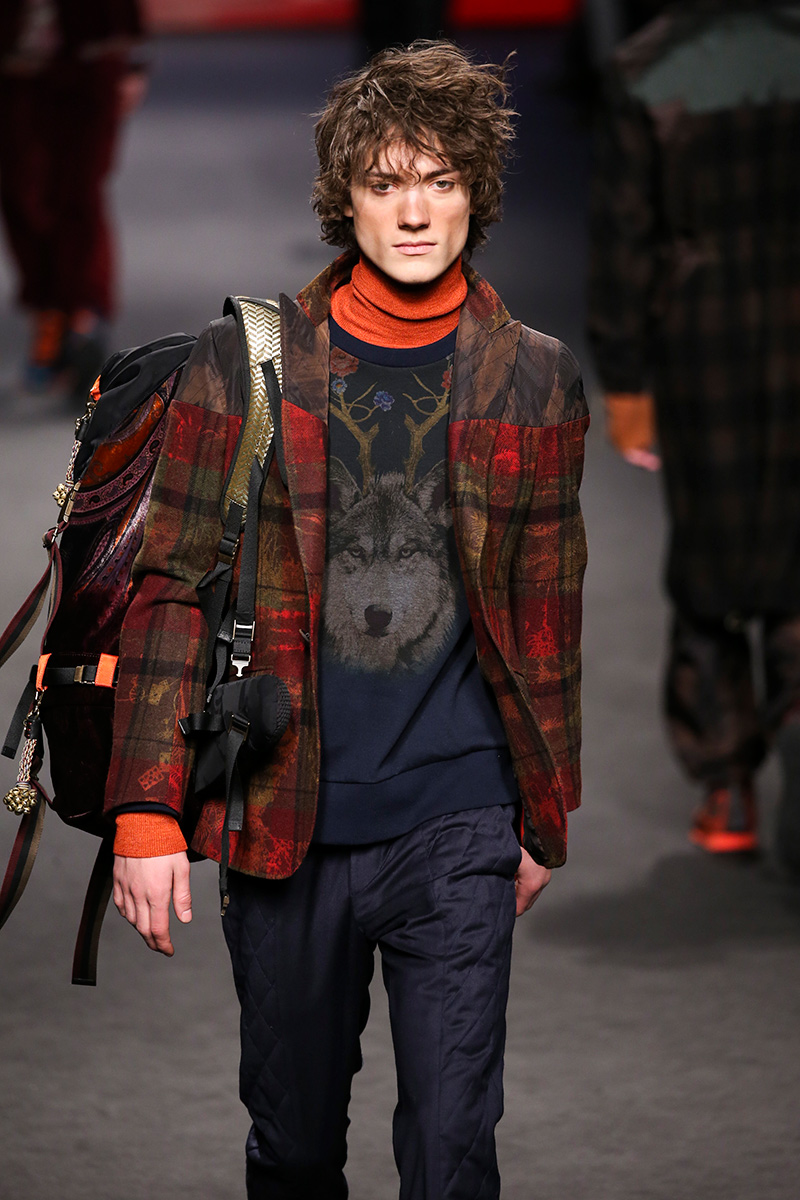 Etro F17 Milan Men's Fashion Week
