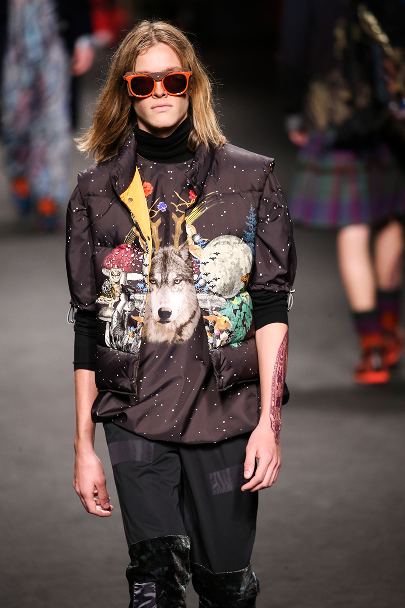 Etro F17 Milan Men's Fashion Week Show
