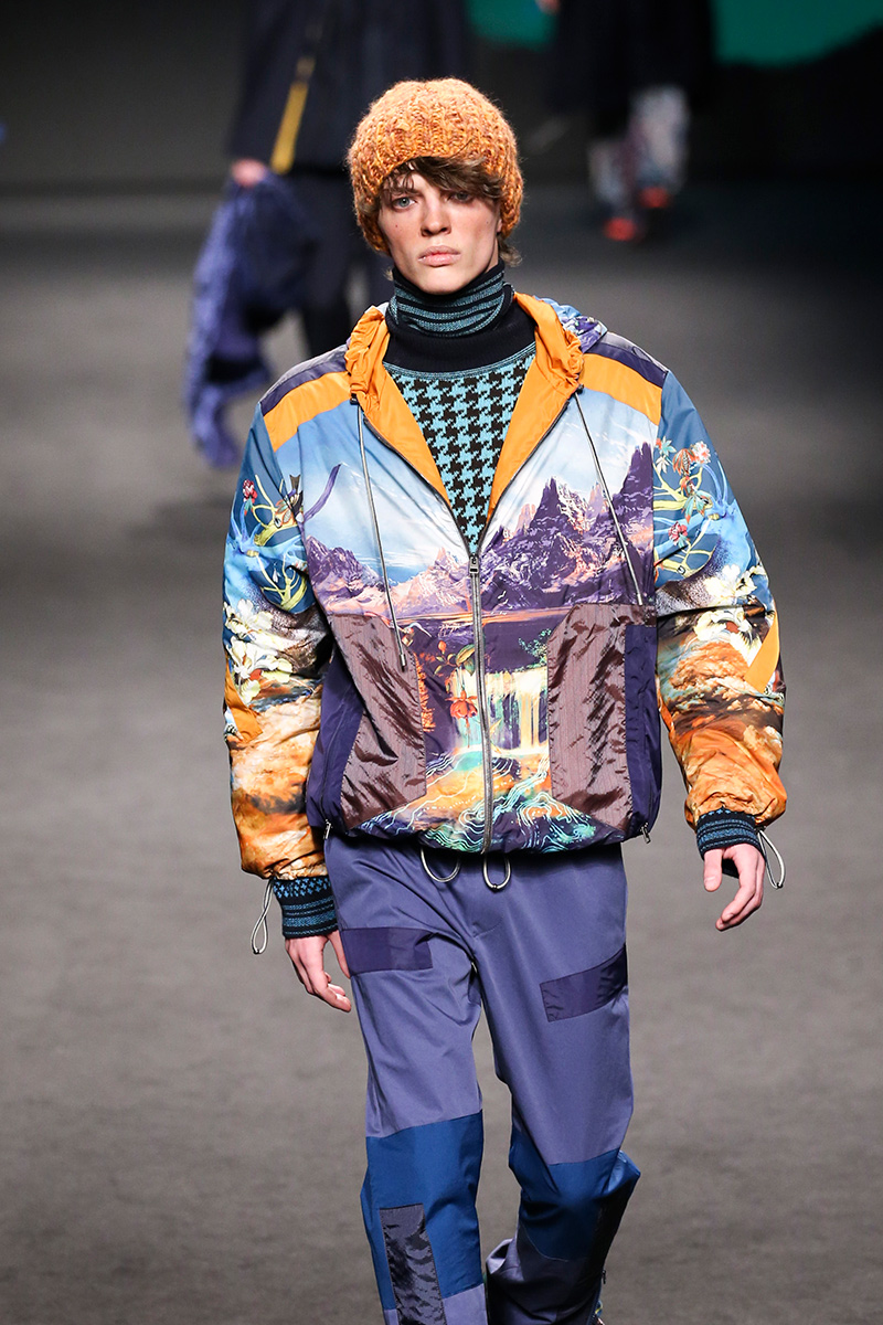 Etro Fall Winter 2017 Milan Men's Fashion Week