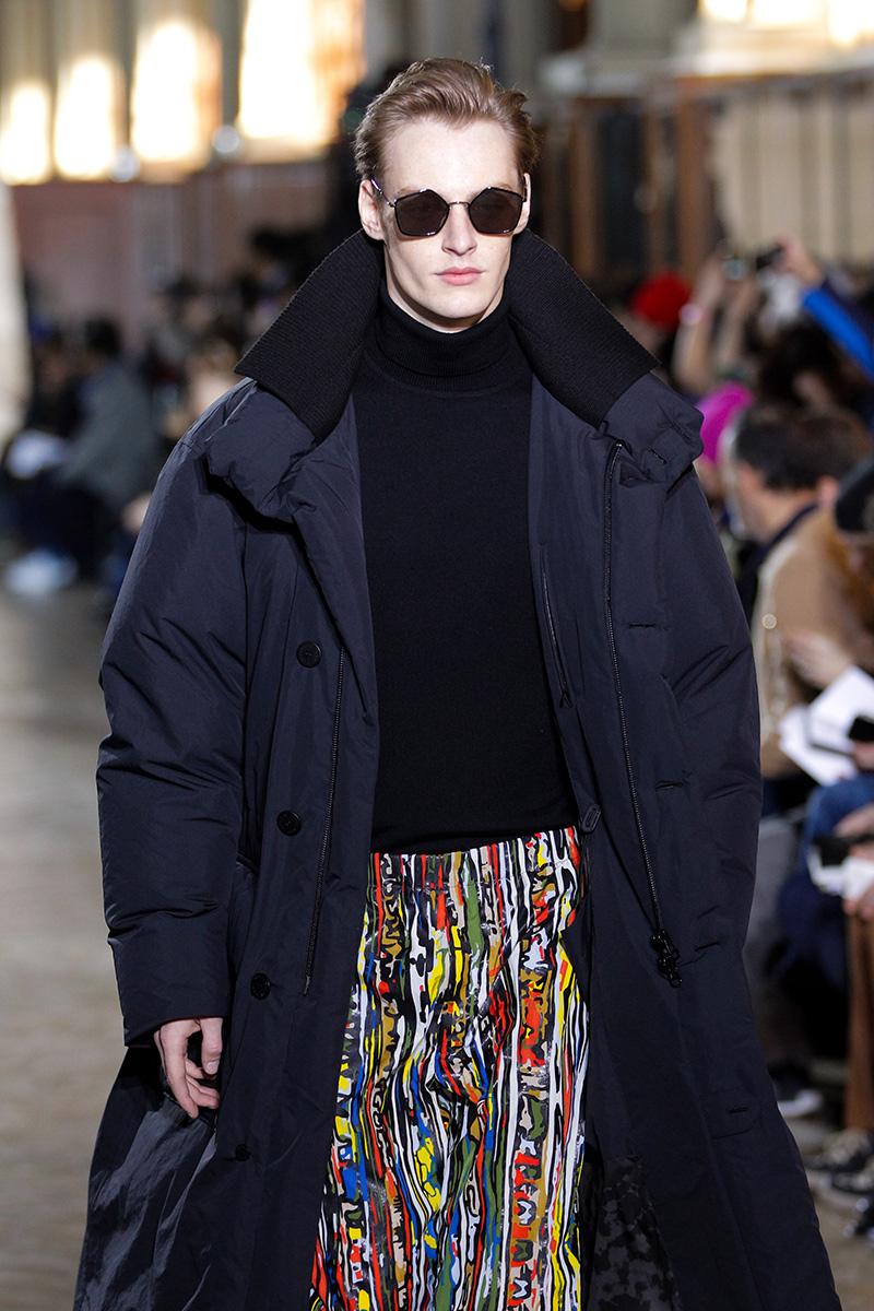 Issey Miyake Men Fall 2017 Paris Men's Fashion Week