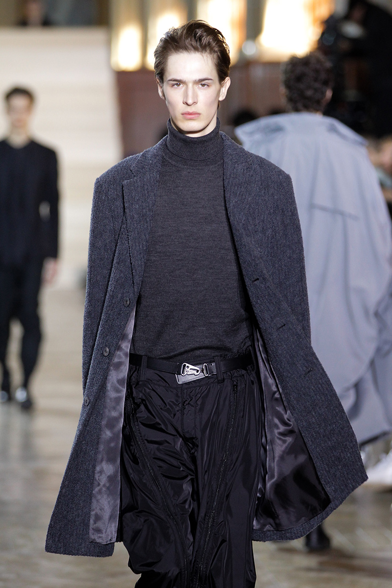 Issey Miyake Men Paris Men's Fashion Week Fall 2017