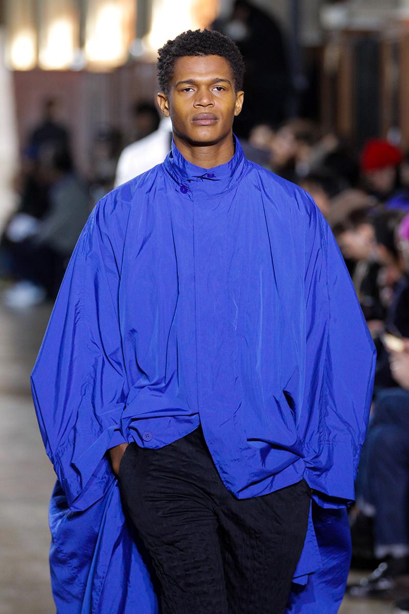 Issey Miyake Men Paris Men's Fashion Week F 2017