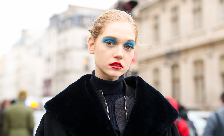 Spring 2017 Haute Couture Street Style