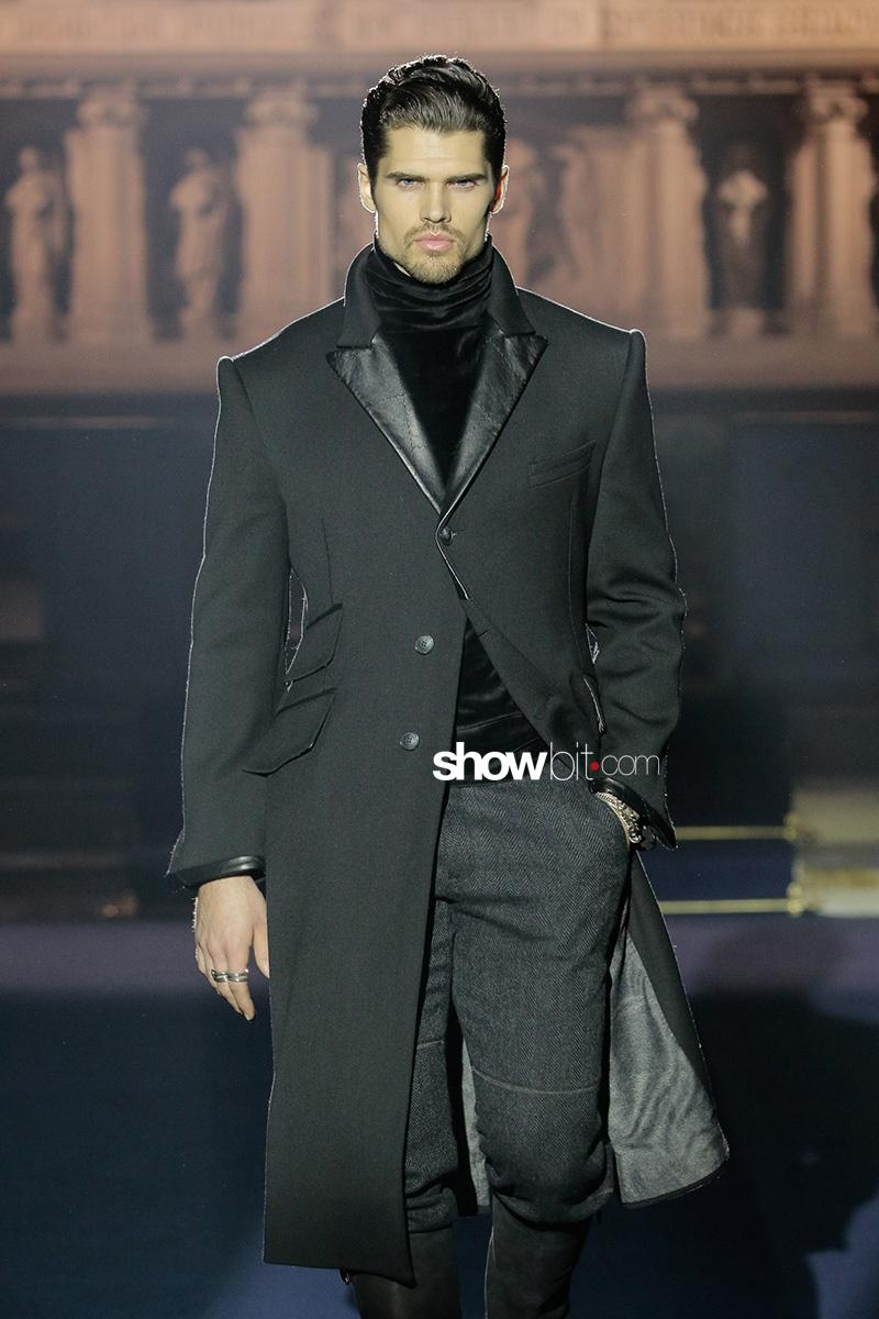 Joseph Abboud FW17 New York Men's Fashion Week