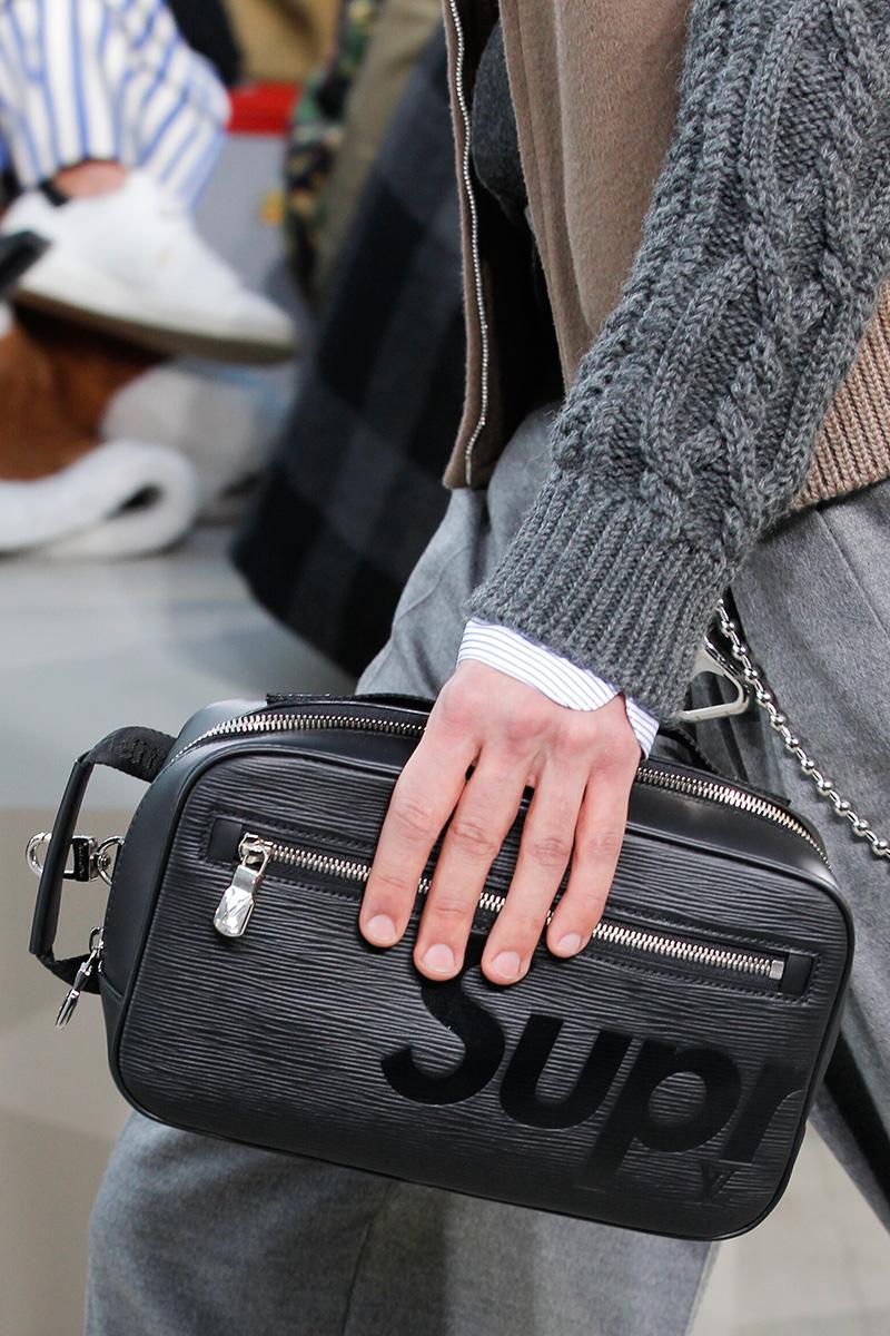 Louis Vuitton Paris Men's Fashion Week FW 17