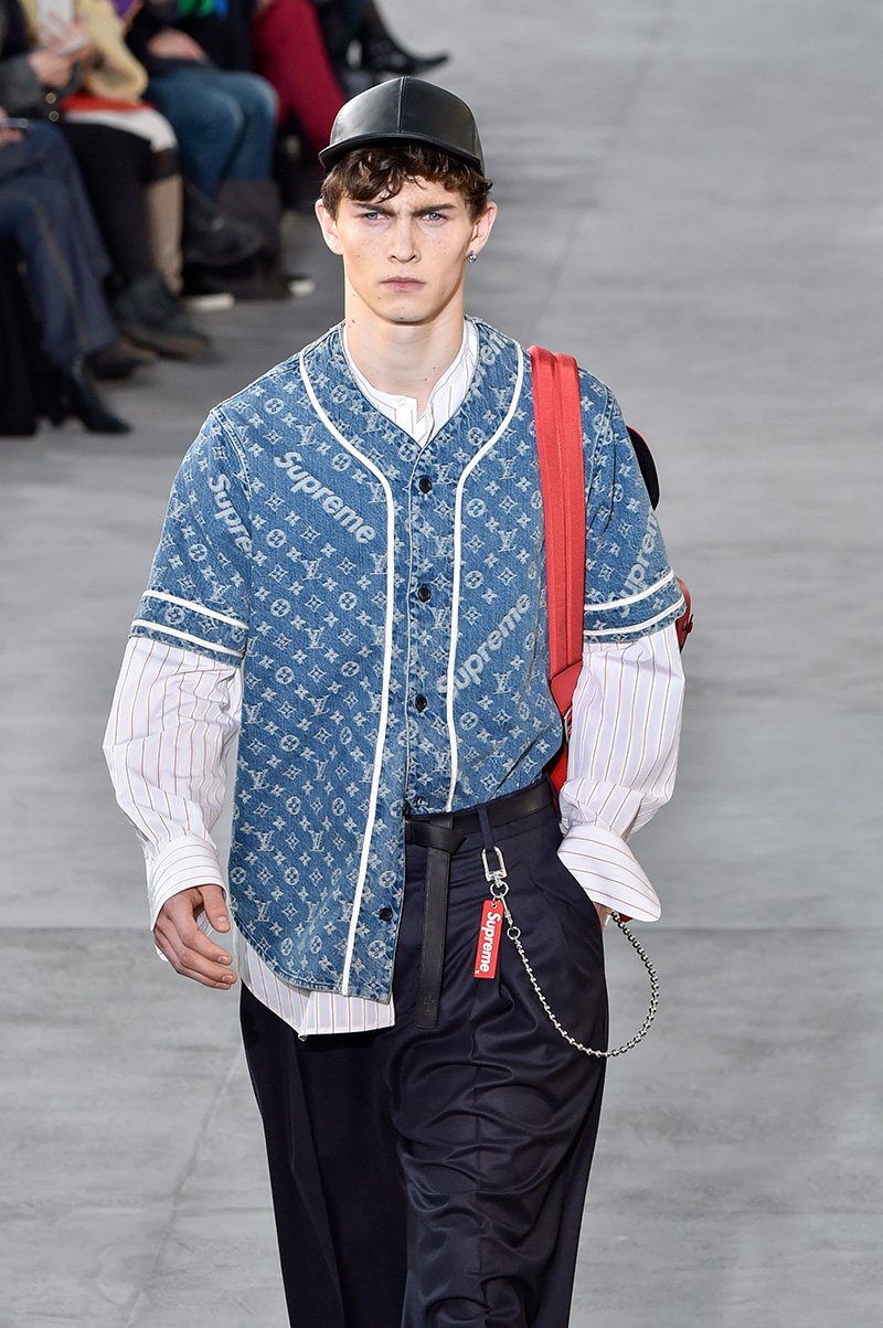 Louis Vuitton FW 2017 Paris Men's Fashion Week