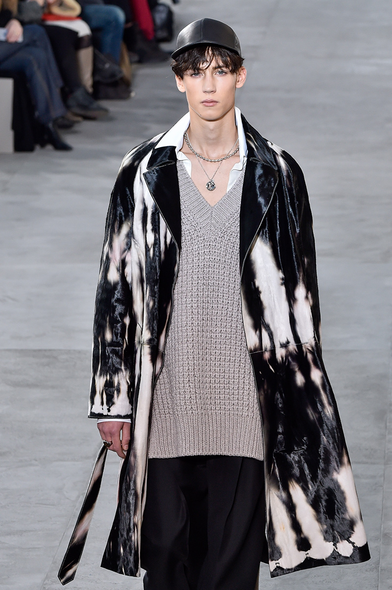 Louis Vuitton FW 2017 Paris Men's Fashion Week 3
