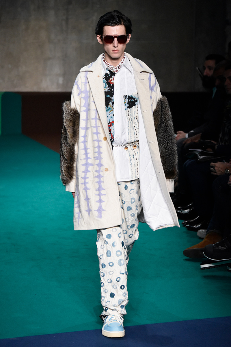 Marni Milan Men's Fashion Week F17