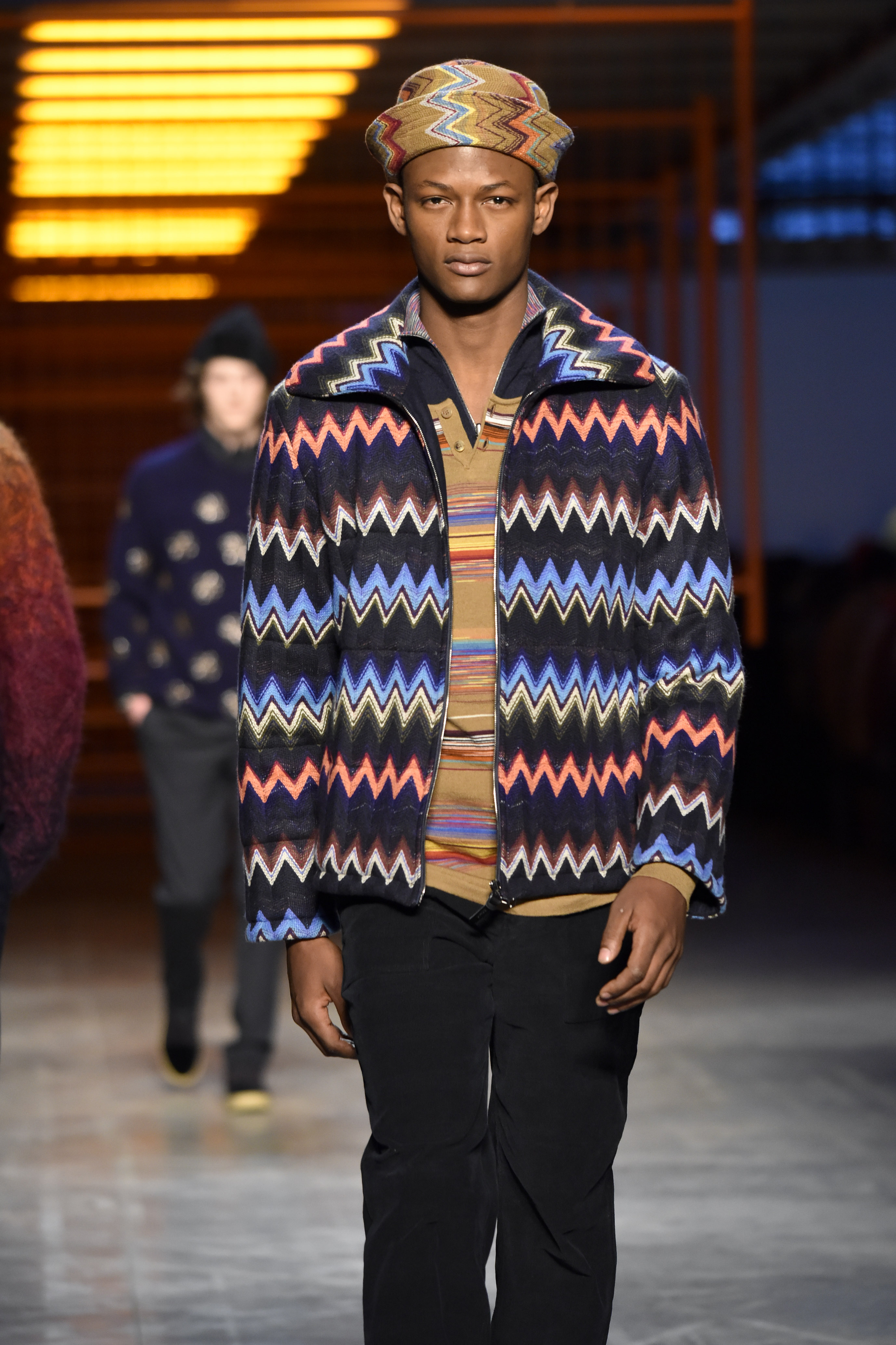 Missoni Milan Men's Fashion Week Fall 17