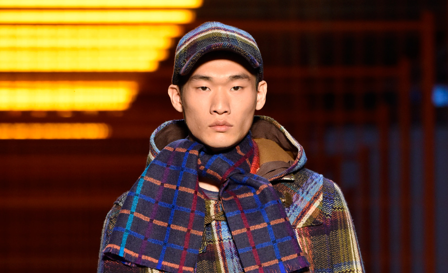 Missoni Fall 2017 Milan Men's Fashion Week