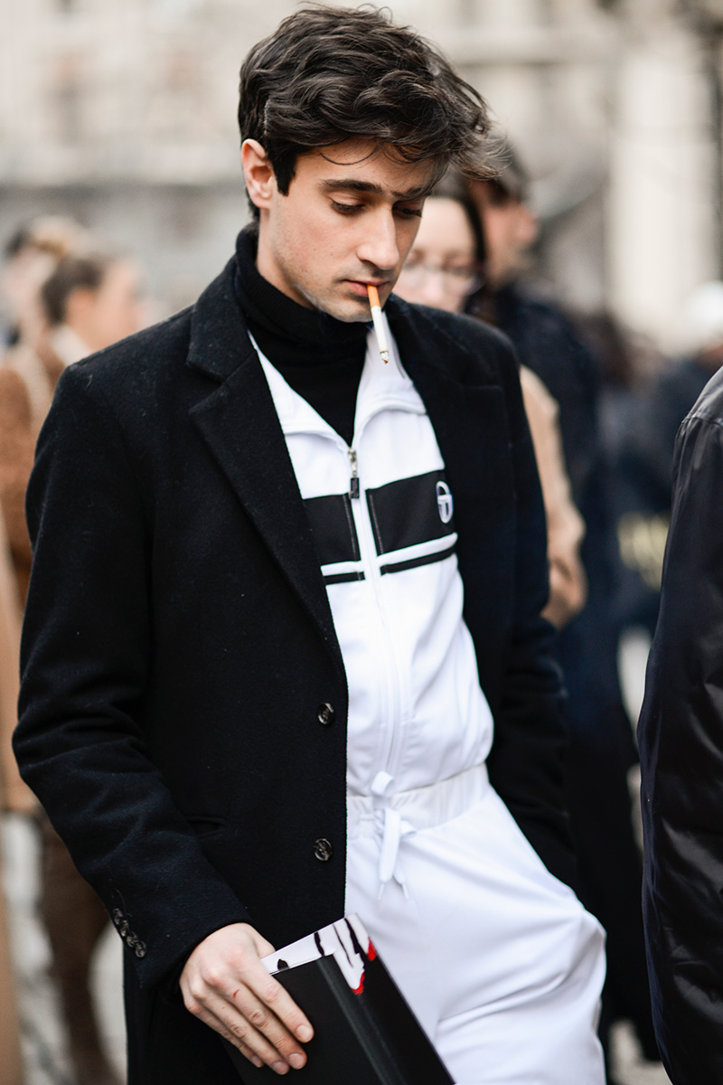 Street Style Milan Men 39 S Fashion Week Showbit