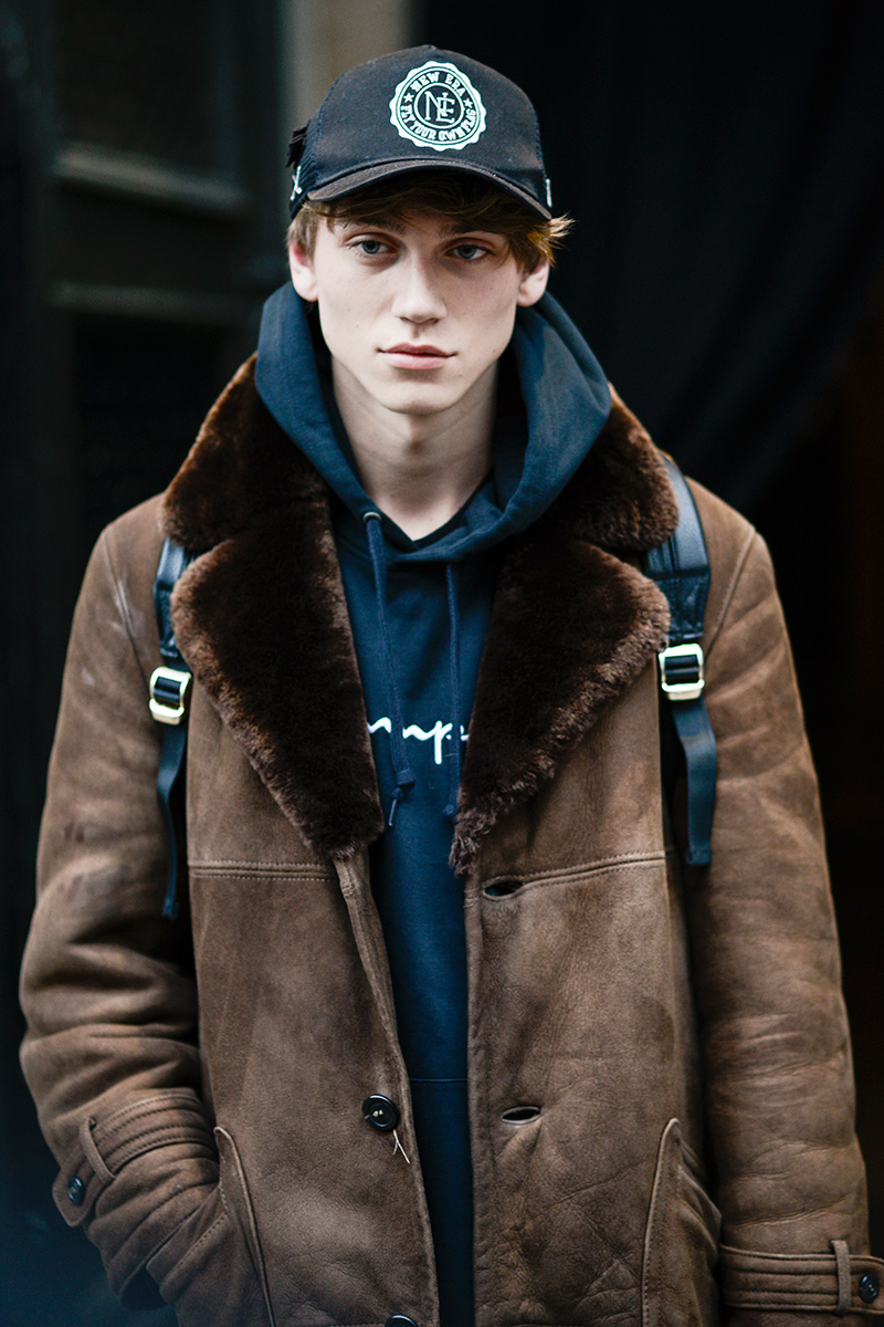 Street Style Milan Men's Fashion Week 2