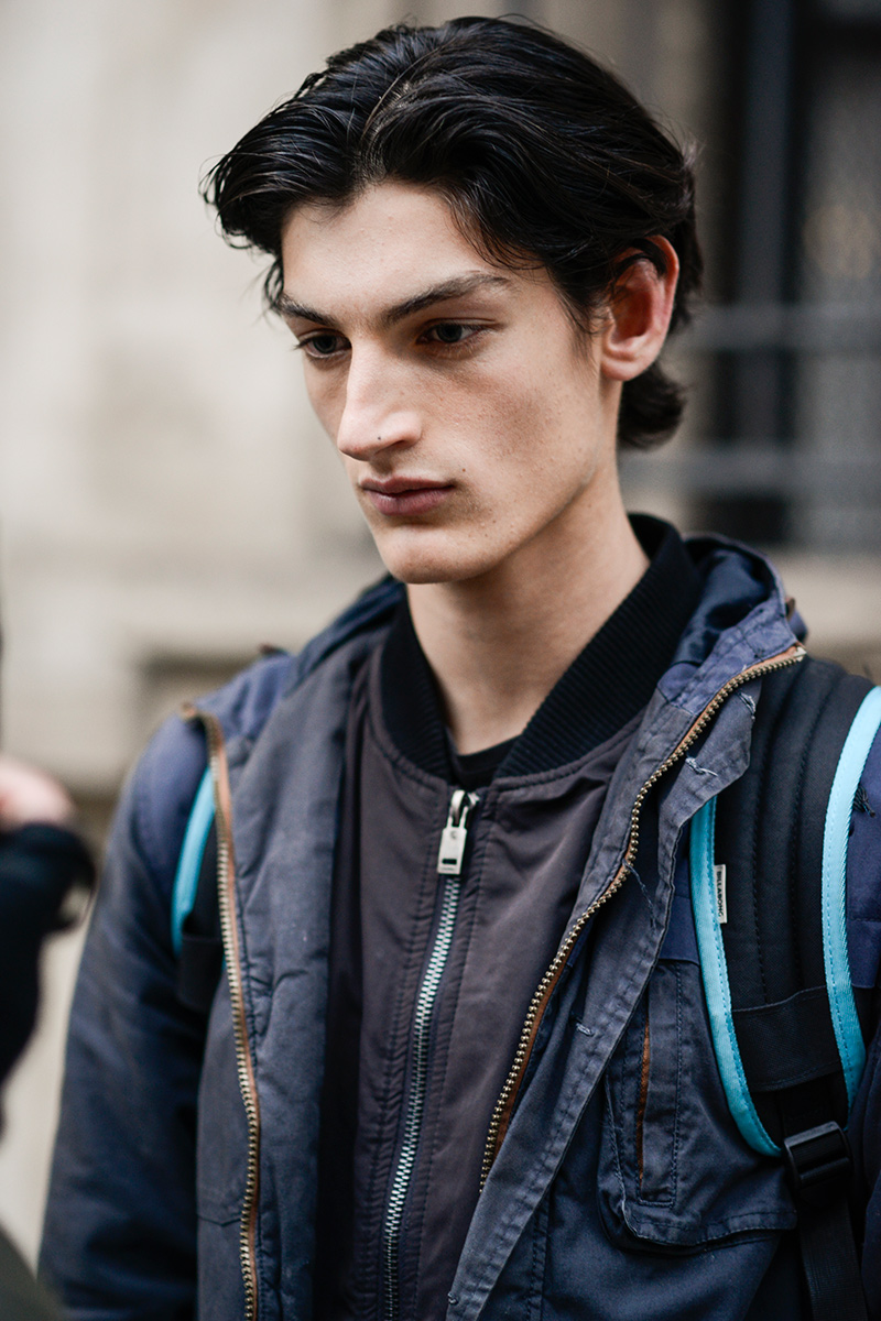 Street Style Milan Men's Fashion Week 3