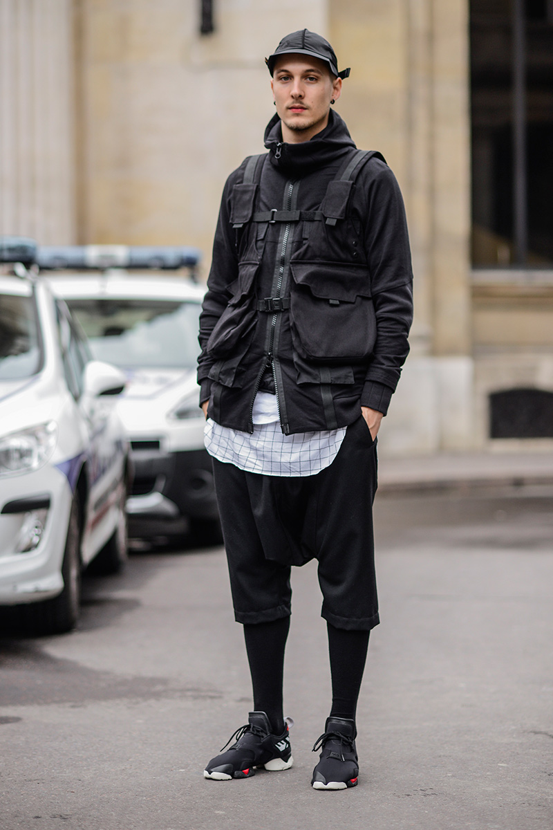 Paris Fashion Week Men