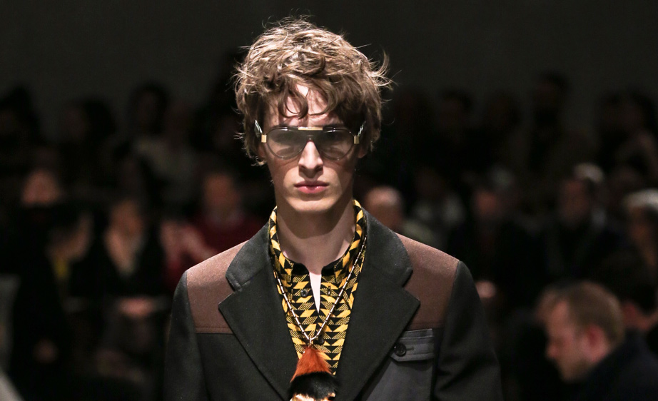 Prada Fall 2017 Milan Men's Fashion Week