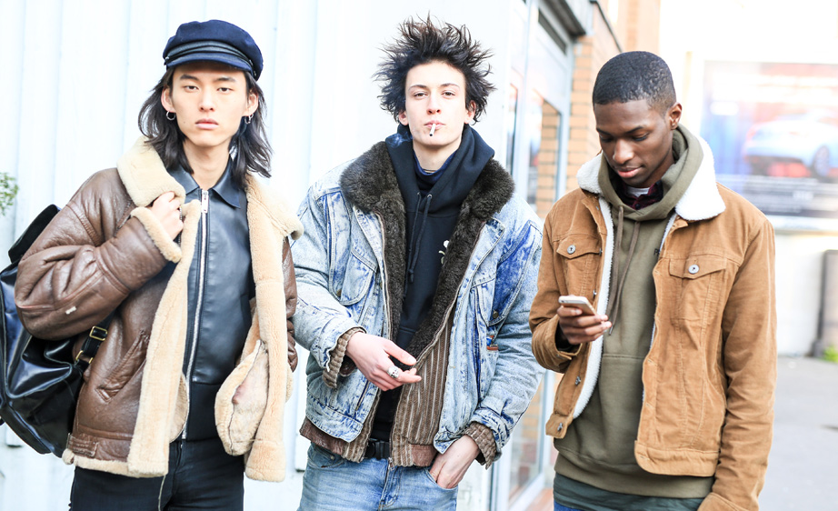 Paris Men's Fashion Week Street Style Fall 2017