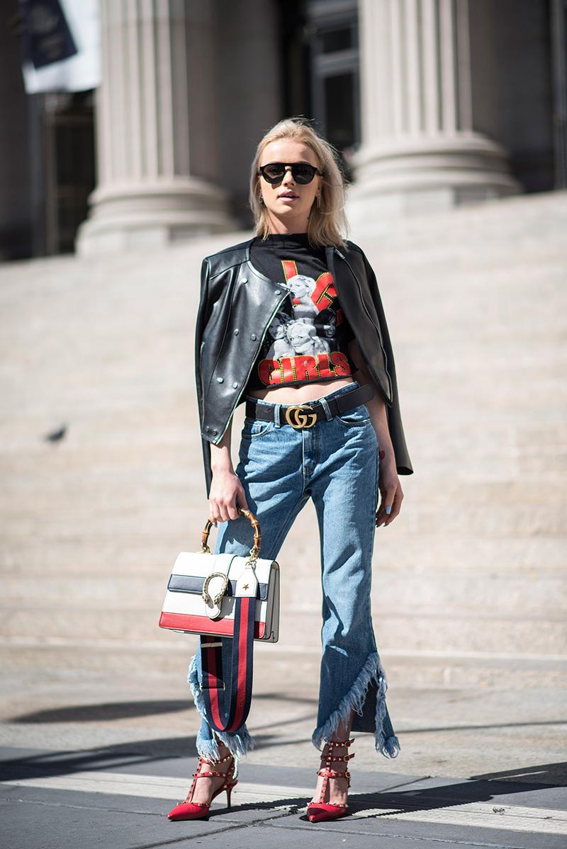 New York RTW 17 Street Style