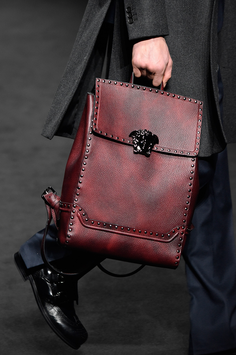 Versace Fall 2017 Accessories Milan Men's Fashion Week 2