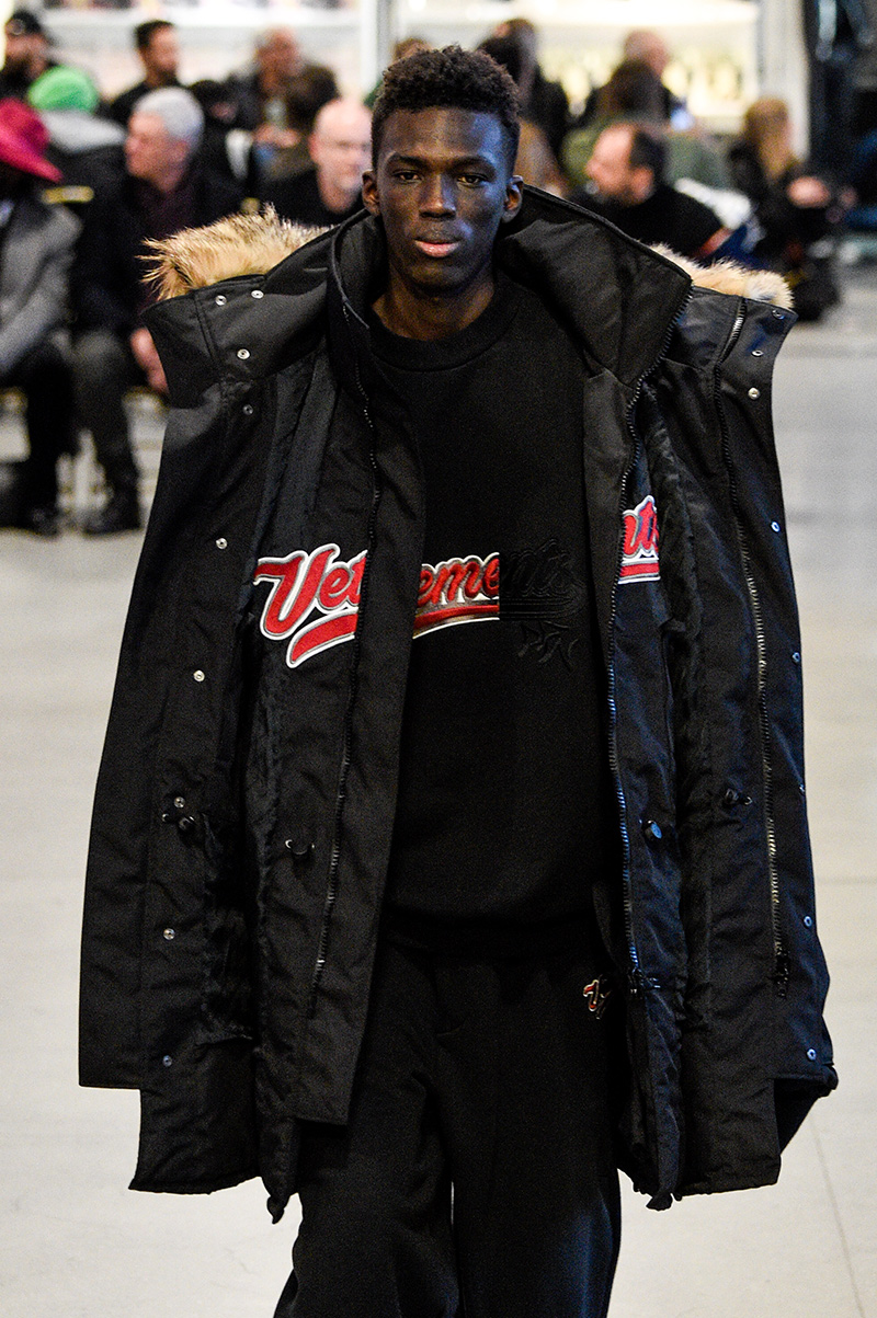 Vetements F17 Paris