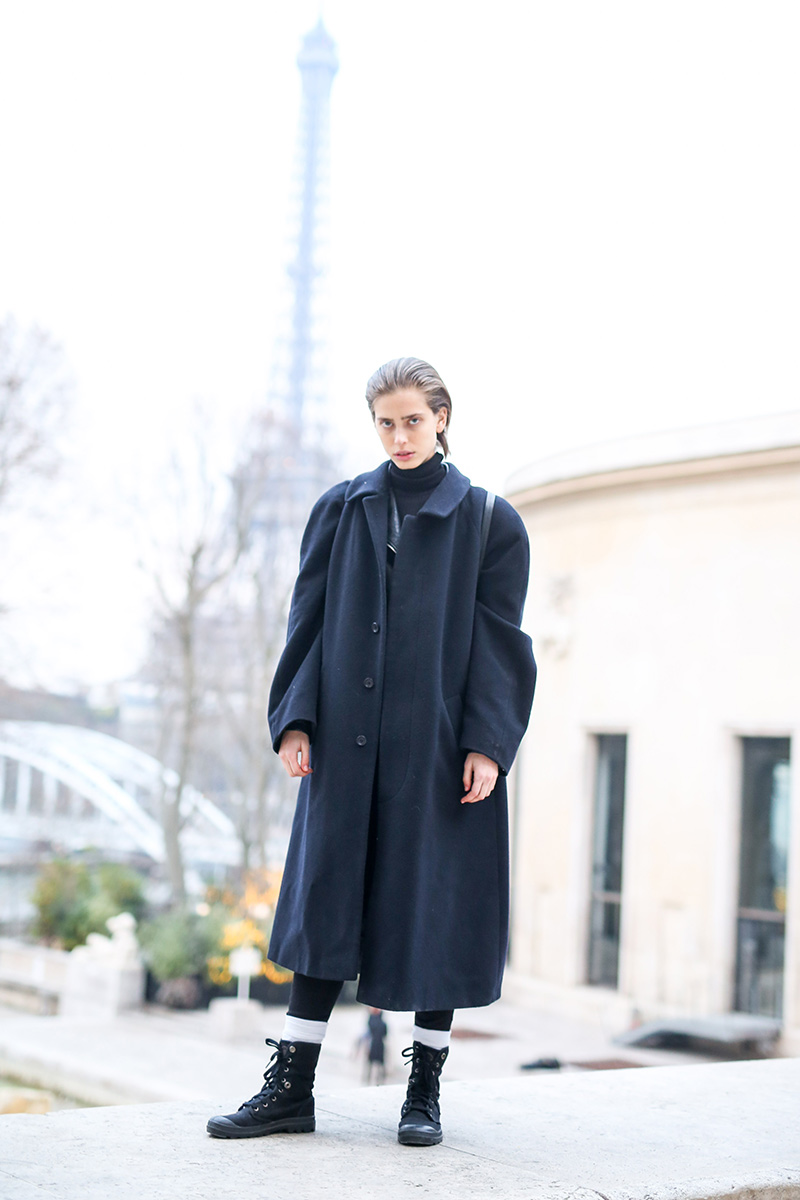 SS 17 Haute Couture Streetstyle Paris