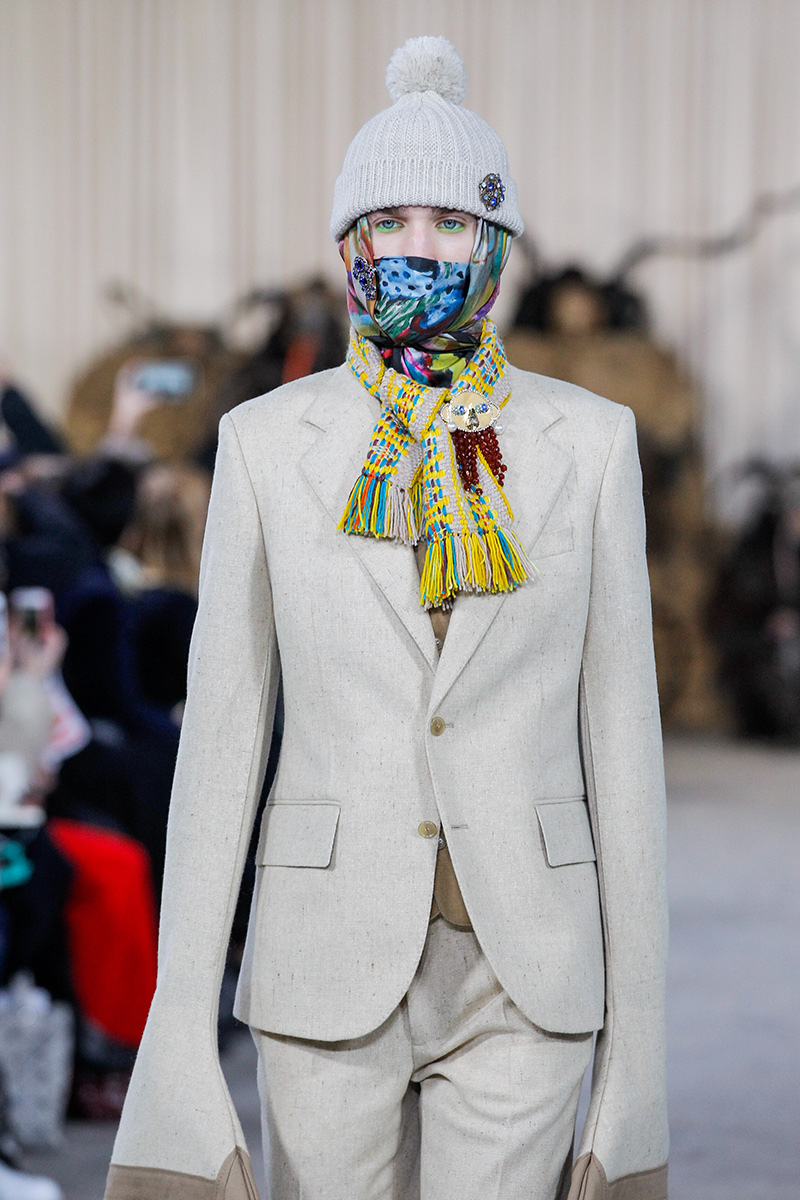 Walter Van Beirendonck FW 2017 Paris Men's Fashion Week