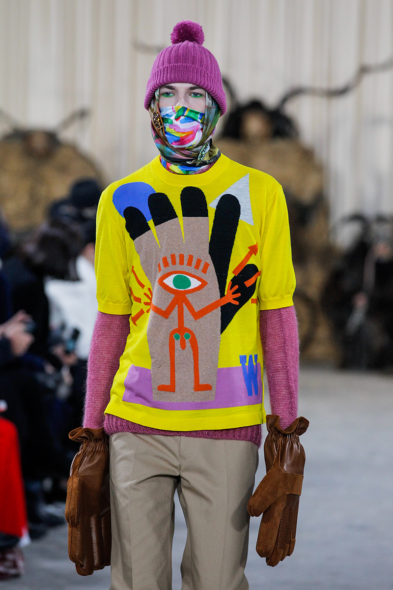 Walter Van Beirendonck Paris Men's Fashion Week FW 2017
