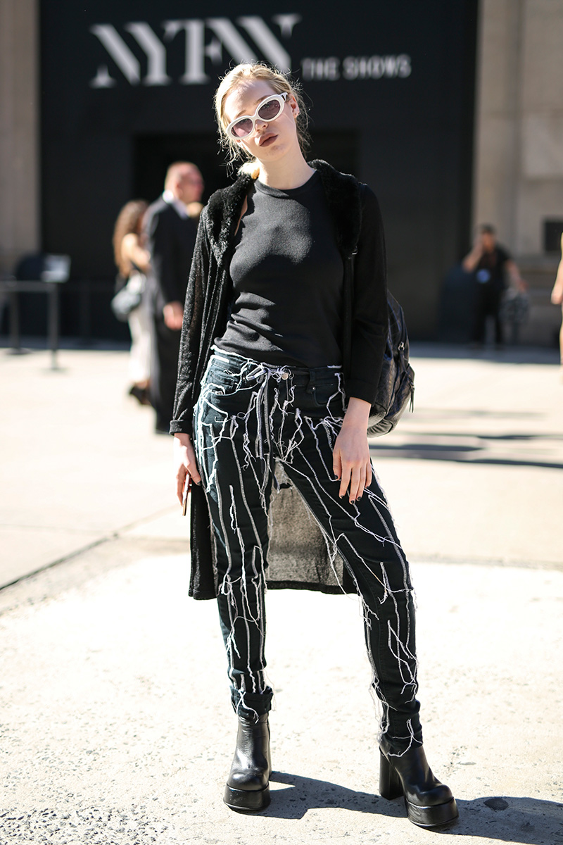 New York RTW 17 Streetstyle