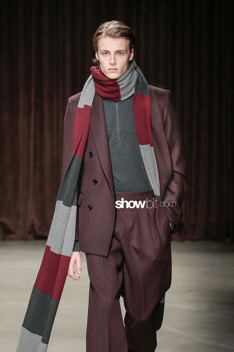 BOSS FW17 New York Men's Fashion Week
