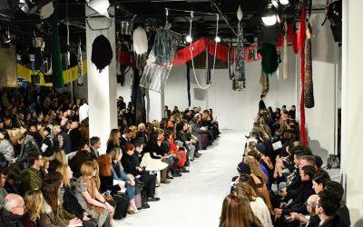 Calvin Klein Fall 2017 Sceneries NYFW