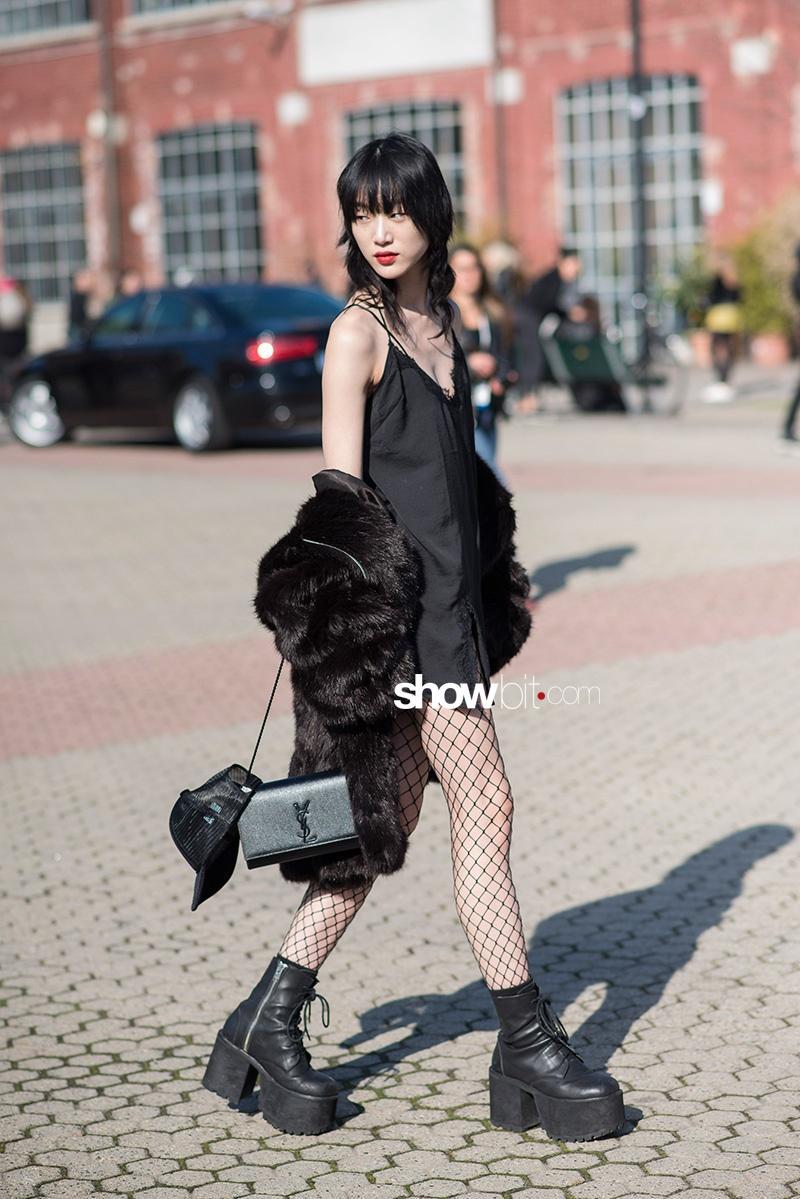 Street Style Milan Fashion
