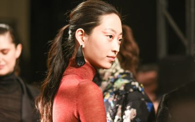 Prabal Gurung Fall 2017 Beauty New York Fashion Week